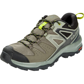 Salomon X Radiant GTX Shoes Herren beluga/castor gray/citronelle